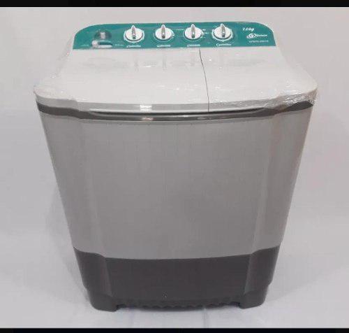 Lavadora doble tina 7 kg nueva