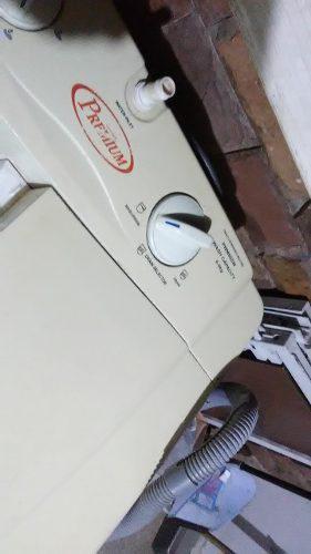 Lavadora doble tina marca premium 6 kg
