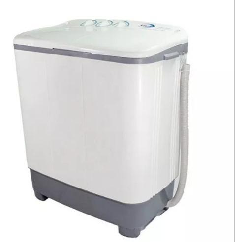 Lavadora doble tina semiautomatica 9 kg milexus (tienda)