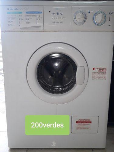 Lavadora electrolux premium 750 rpm 5kg