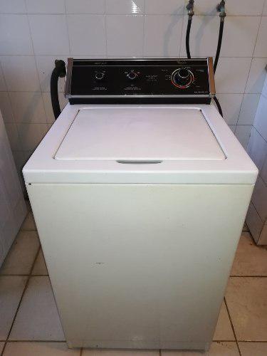 Lavadora whirlpool automatica usada