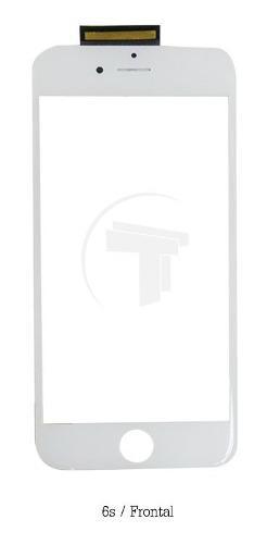 Mica tactil telefono iphone 6s blanco