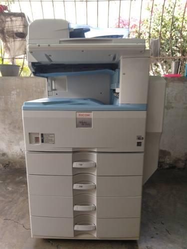 Oferta copiadora ricoh mp 2550 con conectividad y escaner