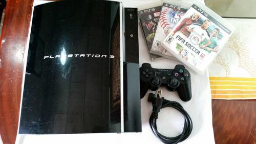 Playstation 3 fat(repuesto)
