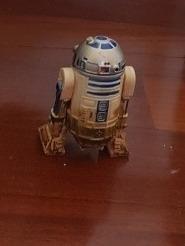 Se venden figura coleccionable star wars