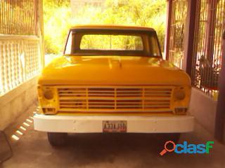 camionta ford f100 año 1976