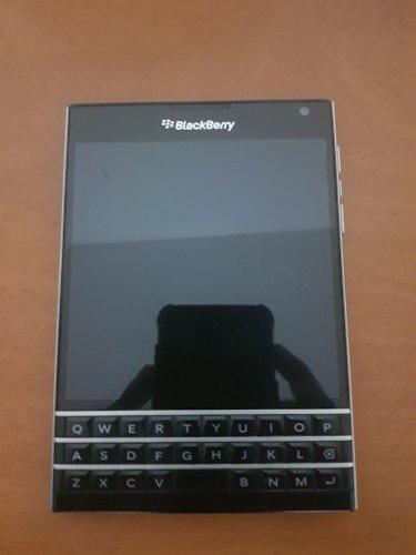 Blackberry passport liberado 4g sqw100.1