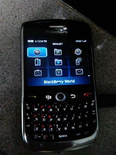 Celular blackberry modelo javelin 8900 para reparar