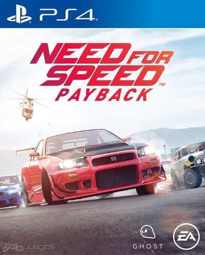 Juegos ps4 need for speed payback original (nuevo) 40 tr