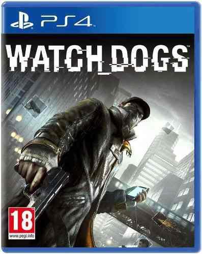 Ps4 watch dogs usado perfecto estado tienda fisica juego