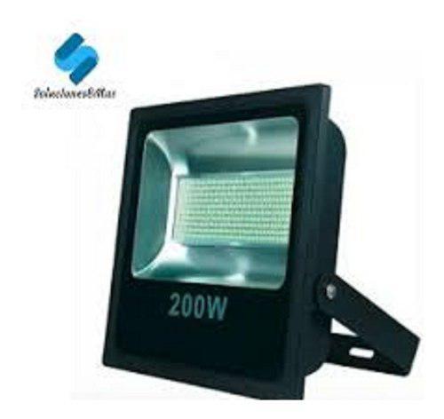 Reflector led 200w multivoltaje ip65 precios mayor y detal