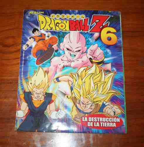 Album dragon ball z 6 oferta!