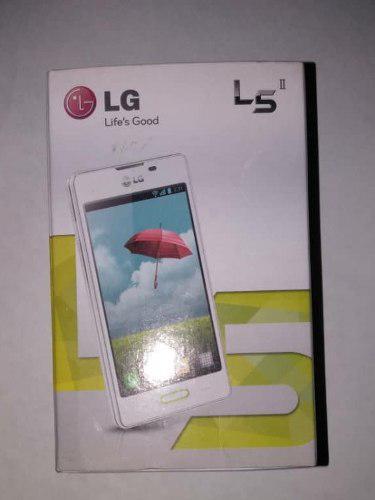 Celular lg optimus l5 ii liberado y operativo 100%