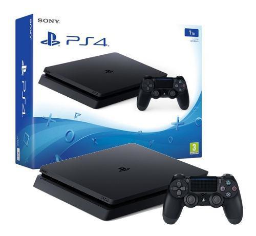 Playstation 4 slim 1 tb (320) totalmente nuevo caja sellada