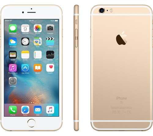 Iphone 6s 64gb gold liberarado (200 t)