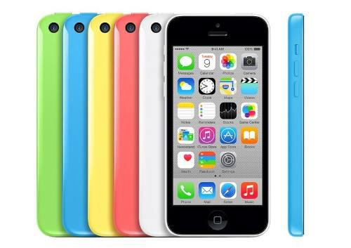 Iphone telefono celular 5c 8gb usado no android barato 4s 5s