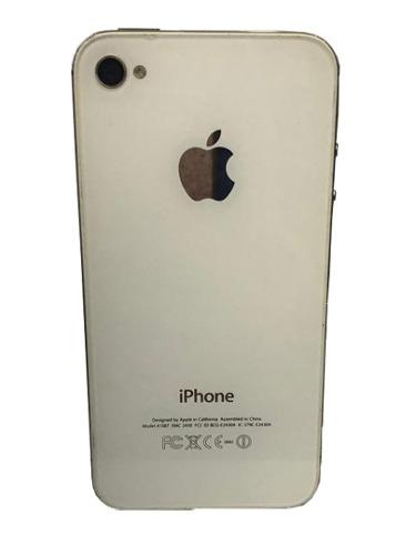 Telefono celular iphone 4s 8gb usado no android liberado s3