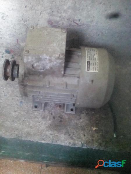 Motor electrico trifacico