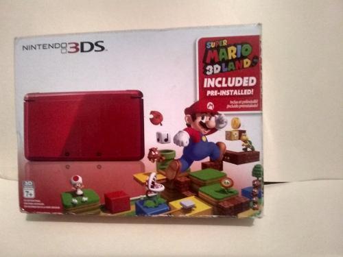 3DS XL VERSION MARIO 3D LAND Y JUEGOS segunda mano  Cabudare (Lara)