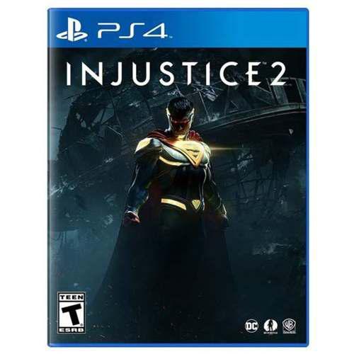 Injustice 2 ps4 juego fisico original somos tienda