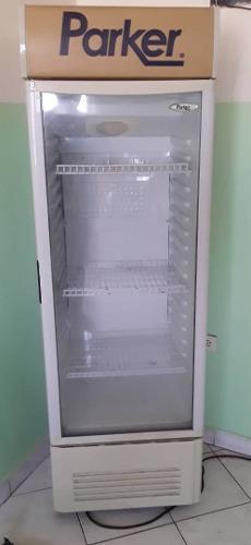 Nevera/congelador exhibidora 1 puerta parker