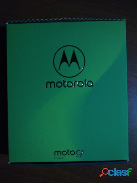 Celular Motorola Moto G6 Play 1