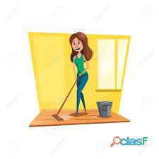 Señora 62 años se ofrece para limpieza de casas y apartamentos