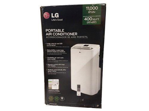 Aire acondicionado portatil lg 11.000 btu