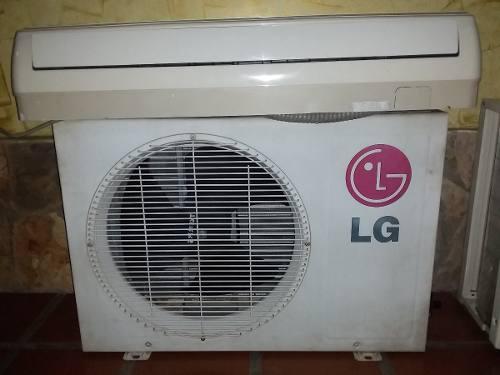 Aire acondicionado split 12000 btu marca lg