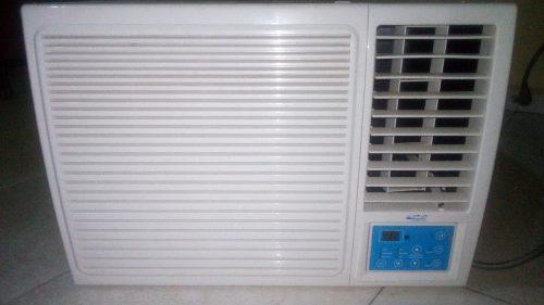 Aire acondicionado ventana gplus 18000btu 220v c/control rem
