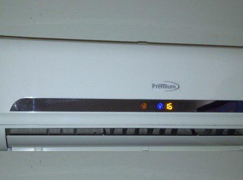 Negociable aire acondicionado split premium 12000 btu lg