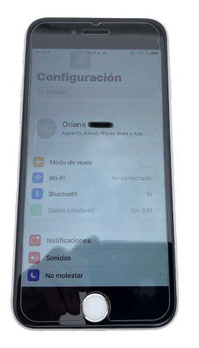 Iphone 6s usado en buenas condiciones 190