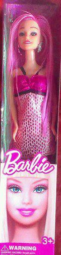 Barbie de silicon fashion
