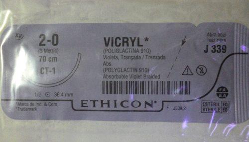 Revista vicryl