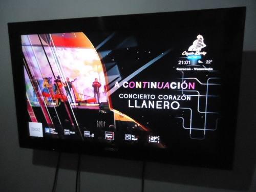 Televisor lcd sony 32pulg pantalla liquida