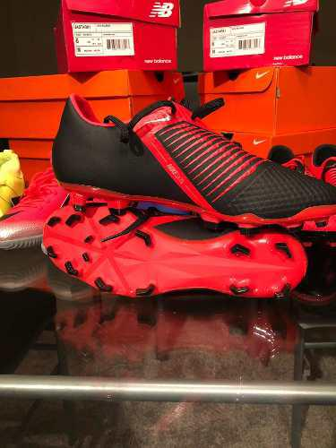 Zapatos futbol tacos nike phanton