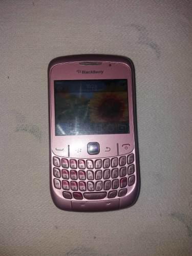 Blackberry curve 8520 pink new