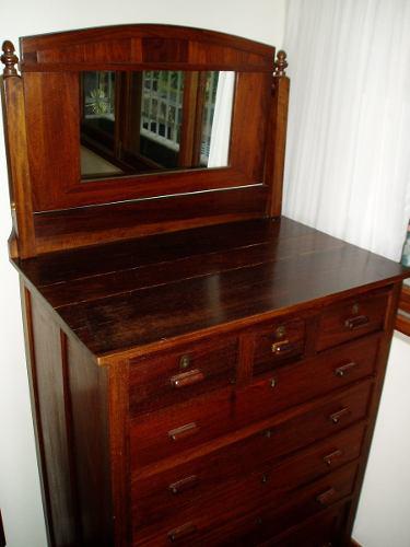 Chifonier mueble antiguo madera