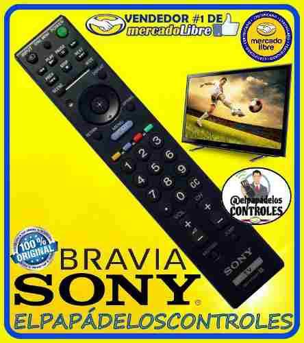 Control remoto tv sony bravia lcd led // nuevo.!!!