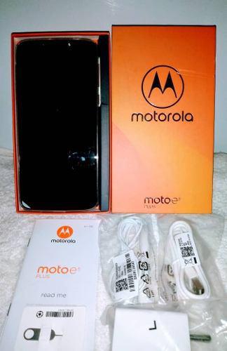 Motorola moto e5 plus 3gb/3gb somos tienda (170)+ regalo