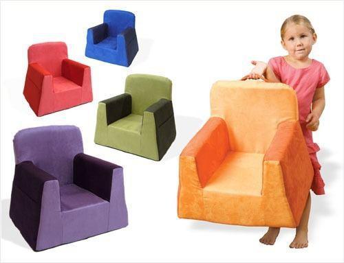 Sofá sillón minipoltrona para niños little reader