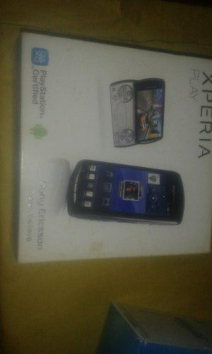 Sony xperia play r800i