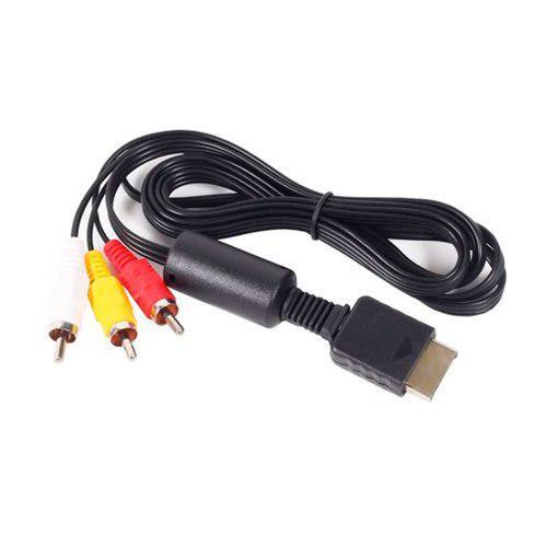 Cable rca para consola de juegos ps3