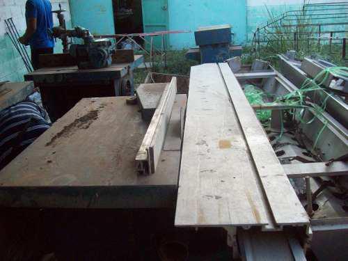 Canteador grande para carpinteria italianas
