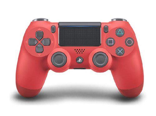 Control dualshock 4 ps4 nuevo sellado original dorado rojo