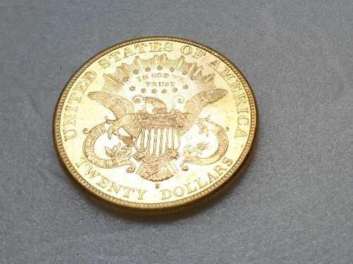 Medalla 22 kilates oro coleccion 20d 1896 beachin