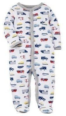 Pijamas bebe varon +regalo grati100% original carters nueva