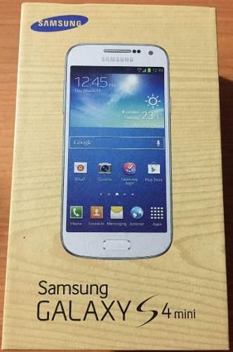 Samsung s4 mini i9195 4g lte (repuesto o reparar)