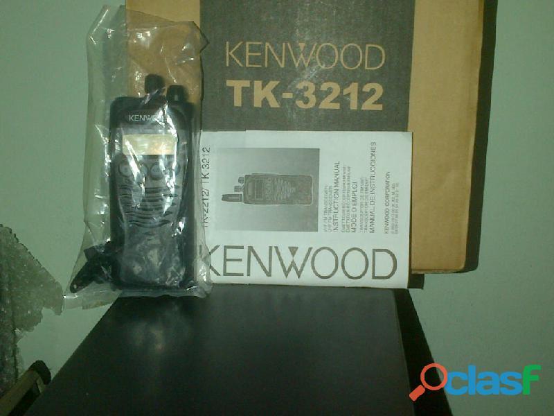 Radios kenwood tk 3202