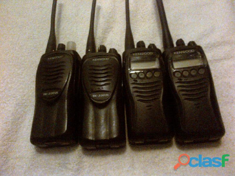 RADIOS KENWOOD TK3202 UHF Y TK 3212 VHF segunda mano  Caracas (Distrito Capital)